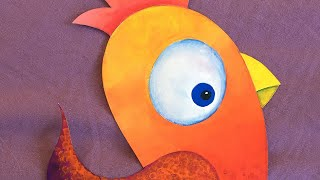 Make a Cute Bird with Paper & Paint