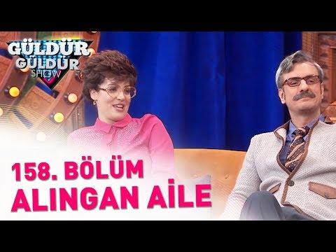 Güldür Güldür Show 158. Bölüm | Alıngan Aile