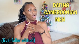 Dating a cameroonian man