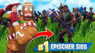 J'ai un NO SKIN ARMEE CREATED... (Fortnite)