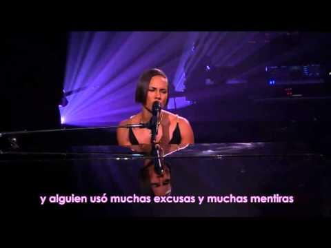 Brand new me   Alicia Keys subtítulos en español