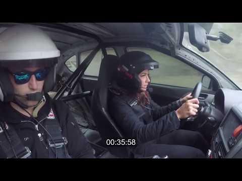 JACQUELINE CARRIZOSA (BroJaq) - Stars VS Rally Cars