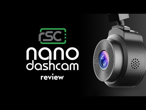 RSC Nano Dashcam Review