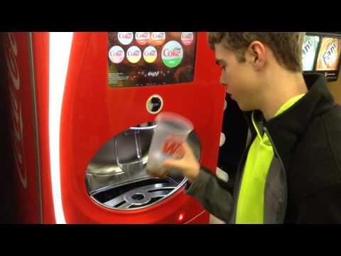First taste Diet Coke lime & Mello Yello peach zero