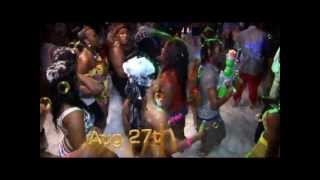 the big foam party afro star lj productions 2012