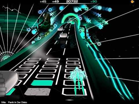 Audiosurf: Silla - Panik in der Disco
