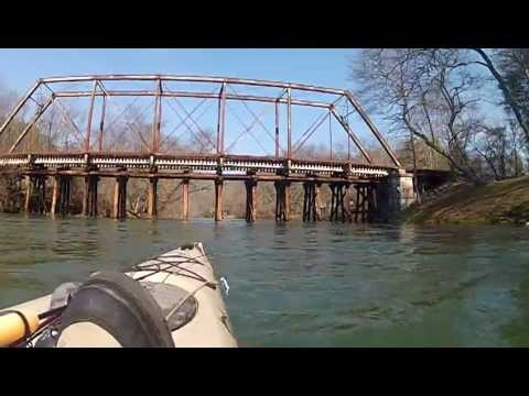 Toccoa river trip  march 2013