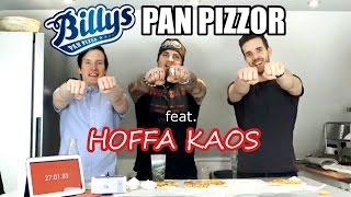 Hur Många Pan Pizzor Kan Vi Äta? Med Hoffa Kaos