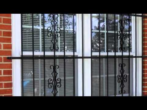 Patio Gates U0026 Security Bars | Baltimore, MD U2013 Master Seal Doors U0026 Windows