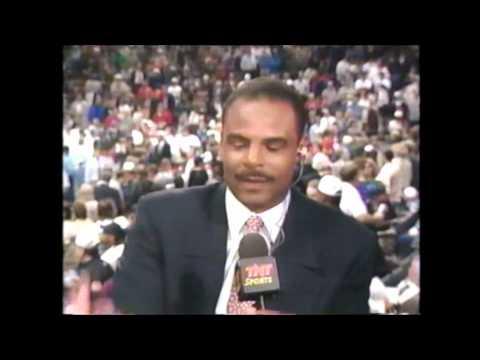 Michael Jordan: 1st Game At United Center Extended Pregame Show