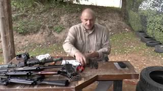 Реттелетін газ поршень үшін АКМ мен АК-74