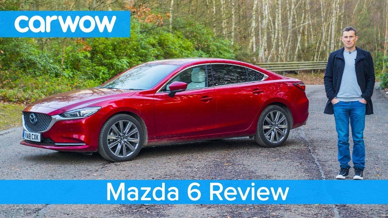 Mazda 6 2020 In Depth Review Carwow Reviews