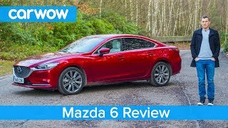 Mazda 6 2020 in-depth review | carwow Reviews