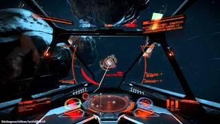 Elite Dangerous CQC Stress Test Deathmatch gameplay (1080p60)