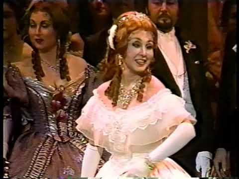 La Traviata - Shinobu Sato & Roberto Alagna  『椿姫』 佐藤しのぶ ロベルト・アラーニャ