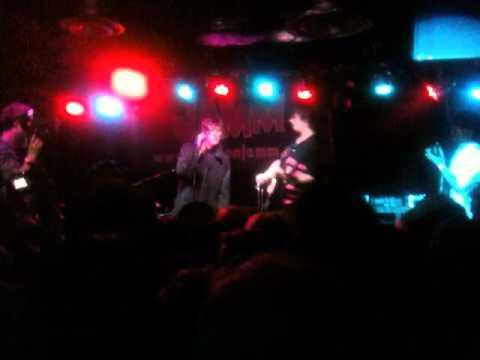 Pete Jam Bar Brixton 26 November '11