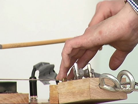 Inventors Show Off New Instruments