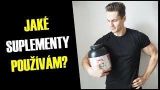 MOJE SUPLEMENTACE - Co používám a co nemá smysl kupovat?