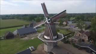 Een rondje molen Massier