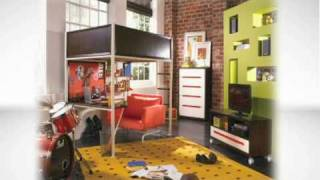 Nickelodeon Rooms by Lea Kids - TeenNick Collection