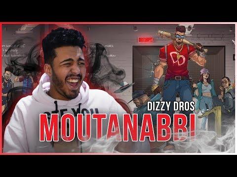 Dizzy DROS - Moutanabbi (Official Music Video) (Reaction)