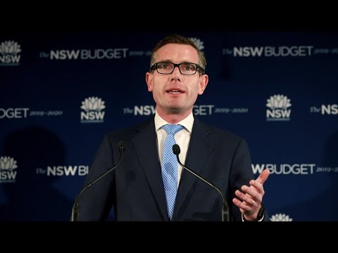NSW govt hands down budget