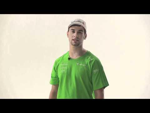 Helvetia Versicherungen: Ski-Experte 2012 mit Sandro Viletta