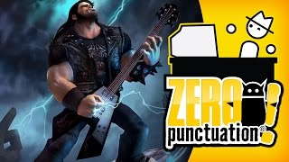 BRUTAL LEGEND (Zero Punctuation) (Video Game Video Review)