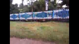 Bagila Railway Station of Howrah Burdwan Main Line Video