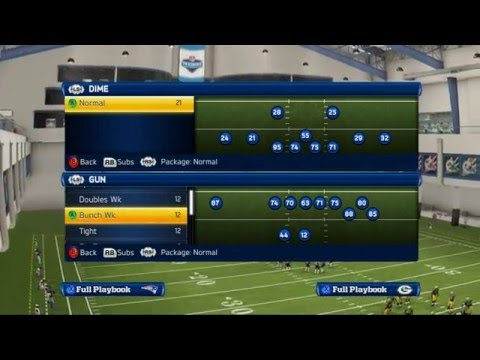 Madden 16 Tips - The Secret to Beating Man Coverage in Madden: Shotgun Bunch Concept