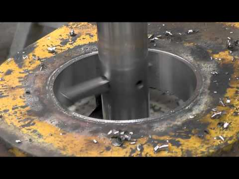 Varley Power Services – Line Boring