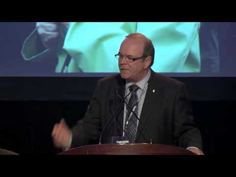 Speech by Michel Arsenault, president of Quebec Fed