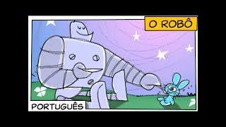 O robô | Turma da Mônica