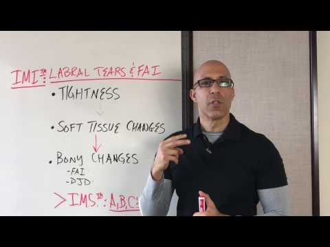 How to Work with Athletes with Labral Tear and FAI - Part I