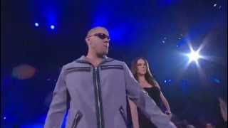 TNA Desmond Wolfe Entrance 2009 with Chelsea