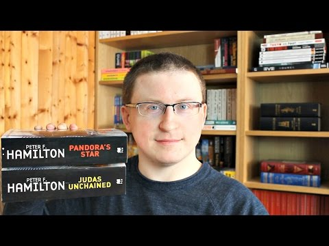 Book Review | The Commonwealth Saga by Peter F. Hamilton