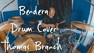 Bendera - Cokelat - Drum Cover