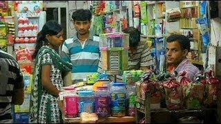 Inde : les petits commerçants craignent pour leur avenir