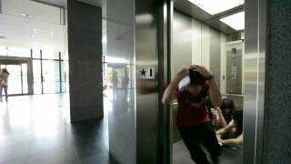 中原大學辦理國家防災日各級學校地震避難掩護演練影片