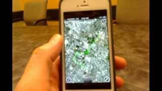 How To Get KML Files on Your iPhone Free HD Video