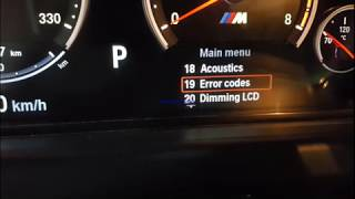 Bmw fault codes video clip