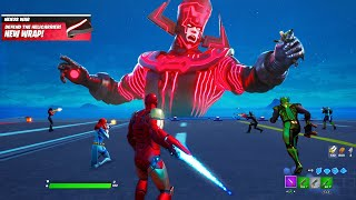 GALACTUS NOW in FORTNITE!