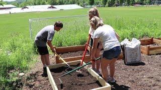 Garden Support Boosts Vermont Farm To School Program