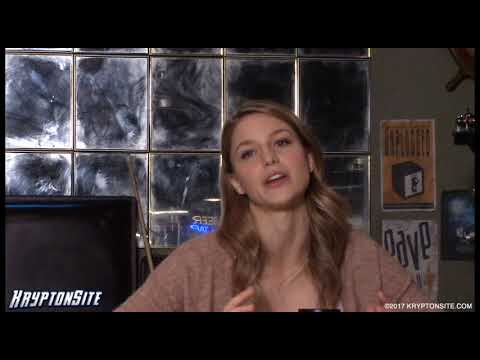 "Melissa Benoist Previews ""Crisis on Earth-X"" 