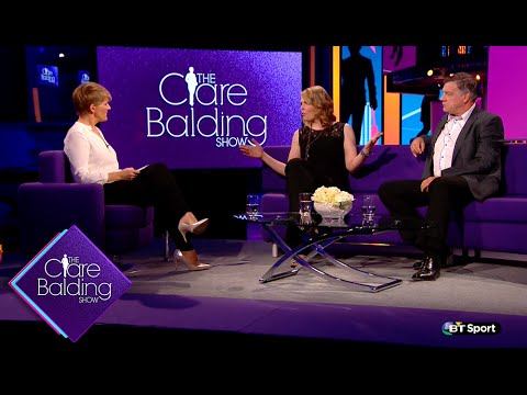 Anna Watkins loves the University boat race | The Clare Balding Show