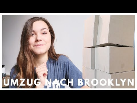 Wir ziehen nach Brooklyn!   Moving-Vlog