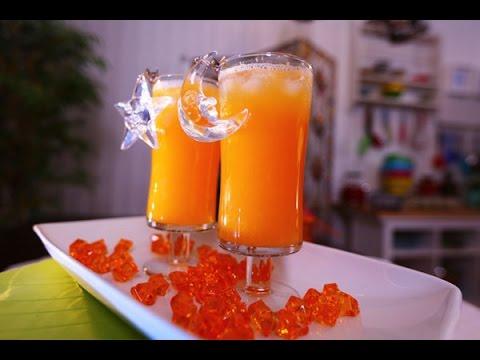 عصير البرتقال والشمام - مطبخ منال العالم