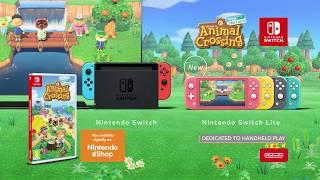 Animal Crossing: New Horizons | Launch Trailer