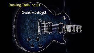 Guitar backing track in Bm (Easy Listening)