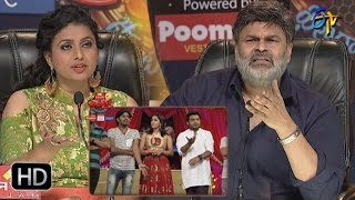 Naga Babu And Roja Angry Sudigali Sudheer Team | Extra Jabardasth | 31st March 2017  | Latest Promo